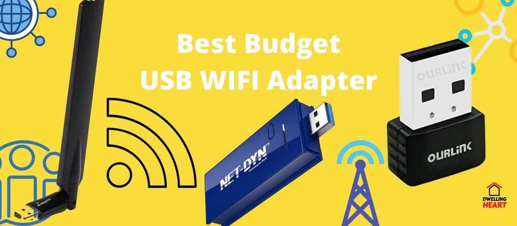Top 5 Best Budget USB WIFI Adapter